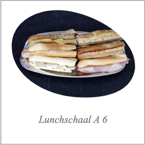 Lunchschaal A 6