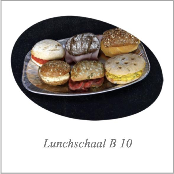 Lunchschaal B 10
