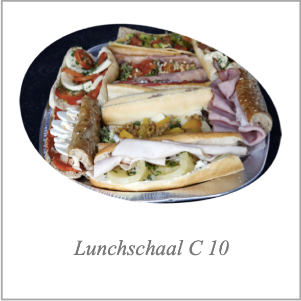 Lunchschaal C 10