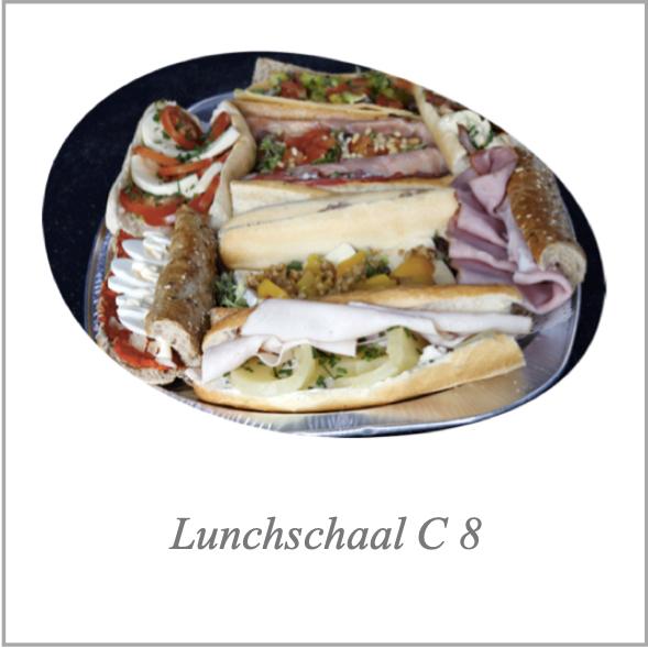 Lunchschaal C 8